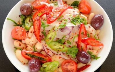 Proef ons saladebar